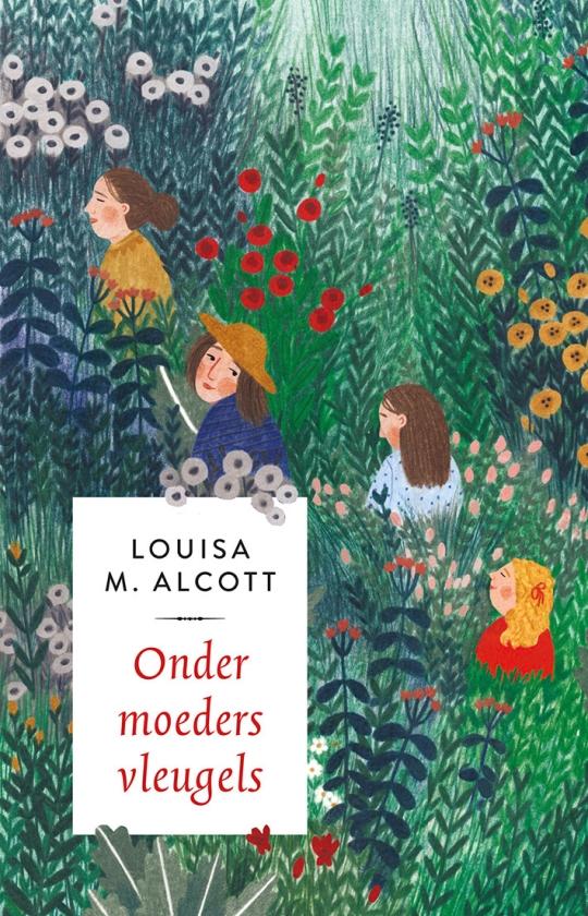 Een moralistische ouderwetse meisjesroman die toch inspireert   (liekeland, bsr agency (cover))