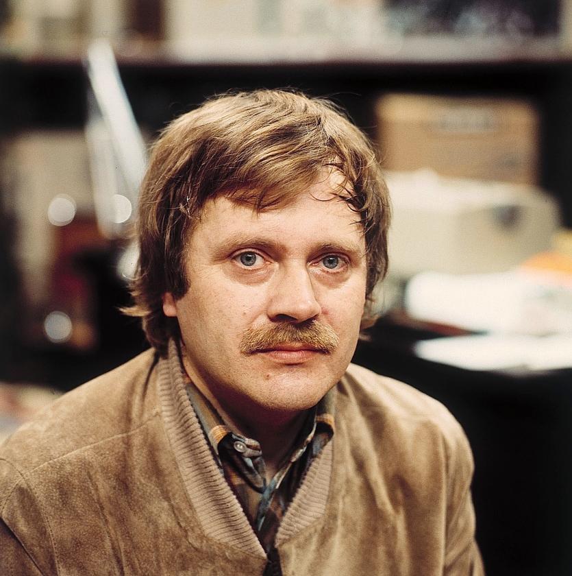 Willem Wilmink in 1979.  (kippa)