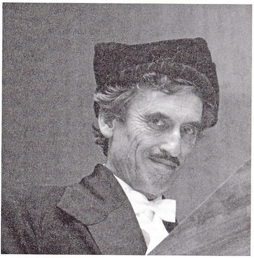 Han Baudet   (uit besproken boek en anp / Bart Maat)