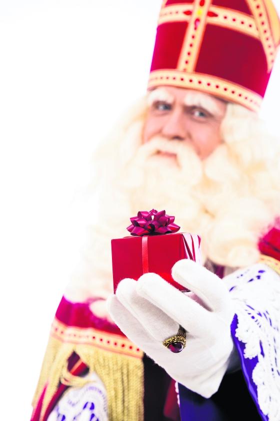 Geef vaak cadeaus en  word gelukkig   (iStock)