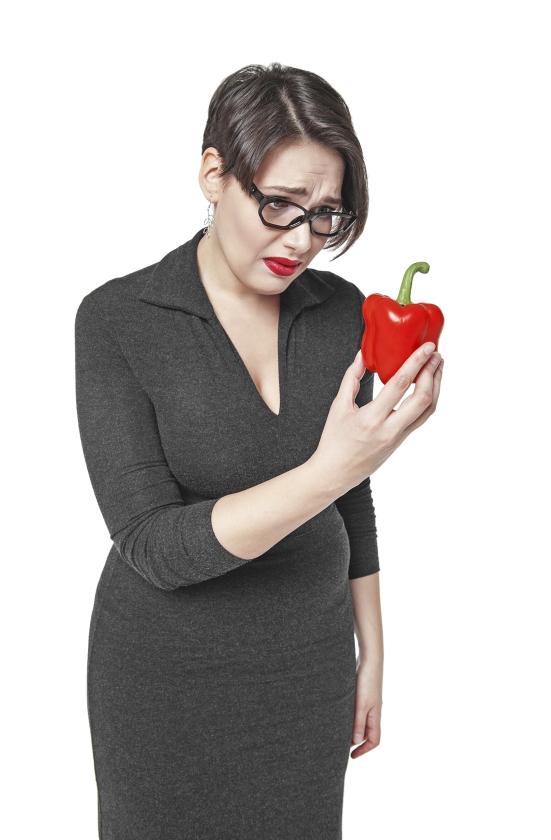 Het is belangrijk om veel groenten te eten tijdens de menopauze, zegt Irene Lelieveld.  (iStock, nd)