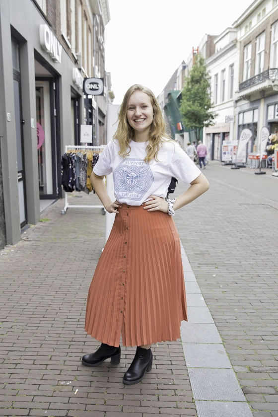 Zomermode: luchtige lange rokken en jurken  (Jacqueline Imminkhuizen)