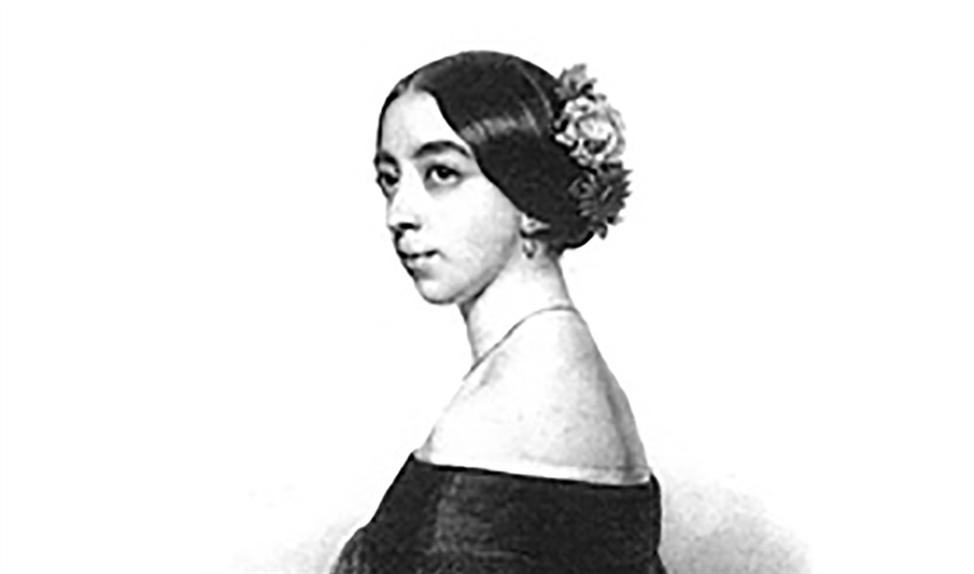Pauline Viardot, een sopraan uit de negentiende eeuw, staat centraal in Europeanen.