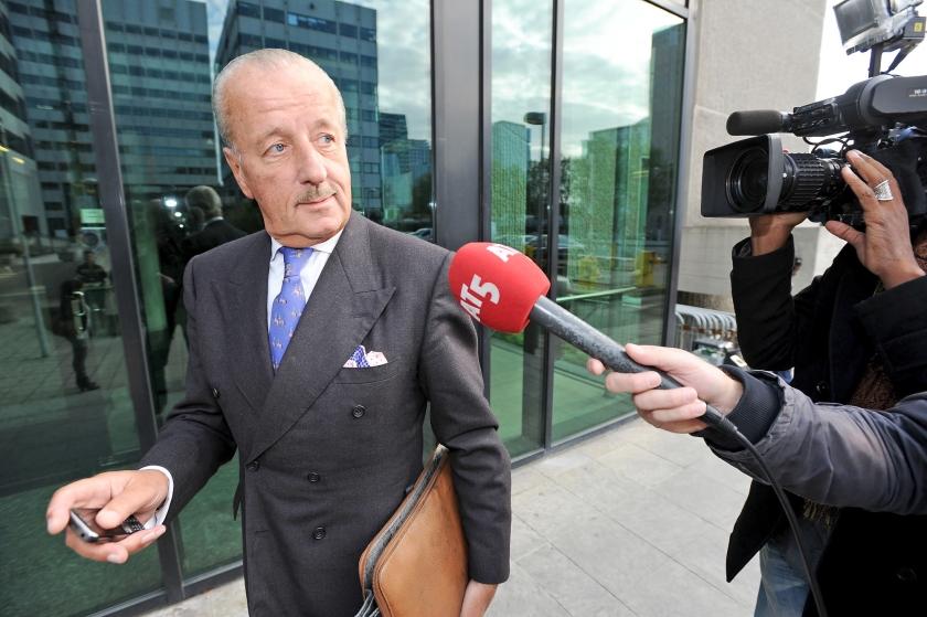 Advocaat Theo Hiddema, tweede op de kandidatenlijst van Forum voor Democratie.  (anp / Evert Elzinga)