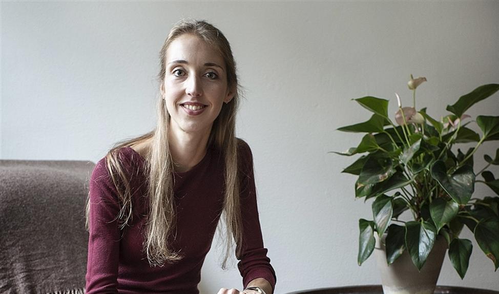 Nathalie Sikkema: 'Het is geen obsessie, maar er blijft een vraagteken.'   (Duncan Wijting)