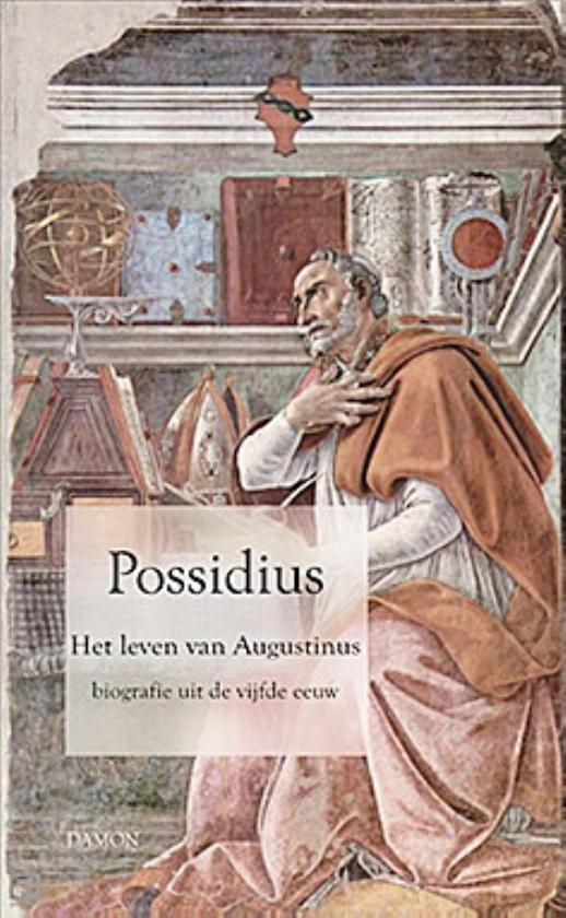 Ooggetuigenverslag van Augustinus' leven   (wga.hu)