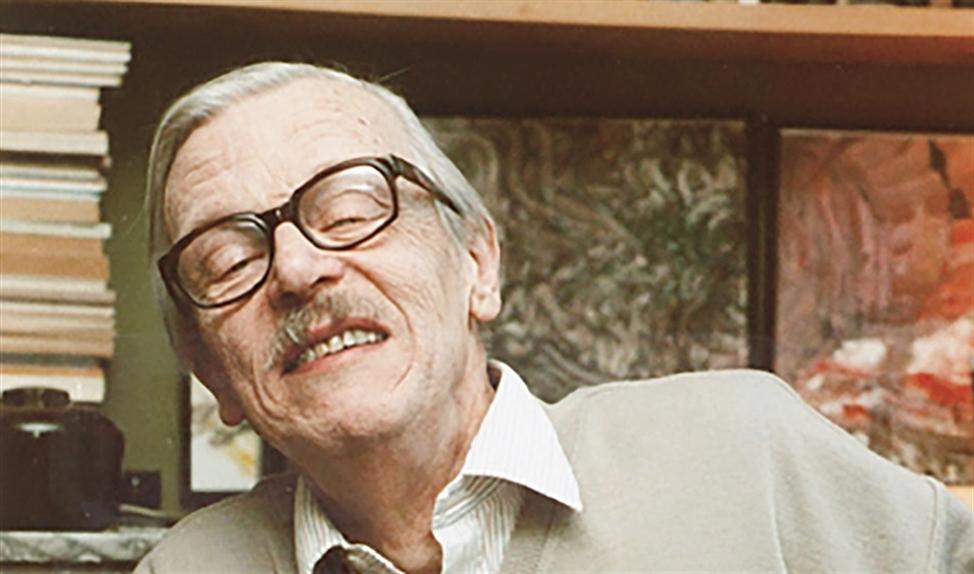 Velen zullen zich Hermans nog wel herinneren, maar wat te denken van Frits Bernard Hotz?
