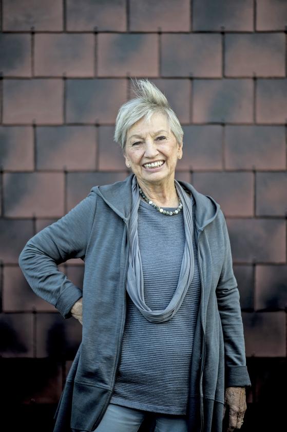 Marjolein Bastin: 'Ik begon met tekenen als kind. Net als ieder ander. Alleen ben ik nooit opgehouden.'   (Carel Schutte)