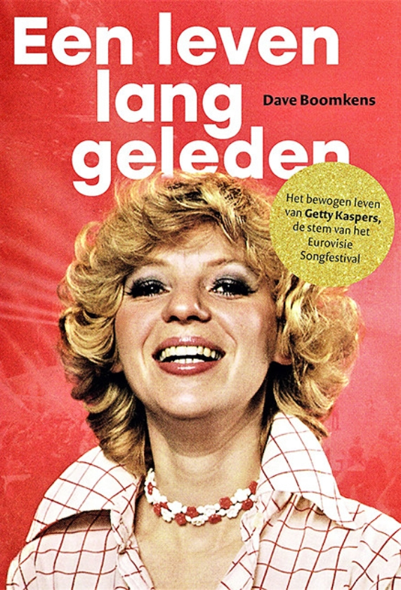Getty Kaspers won Eurovisiesongfestival 1975, maar had weinig met 'Ding-a-dong'