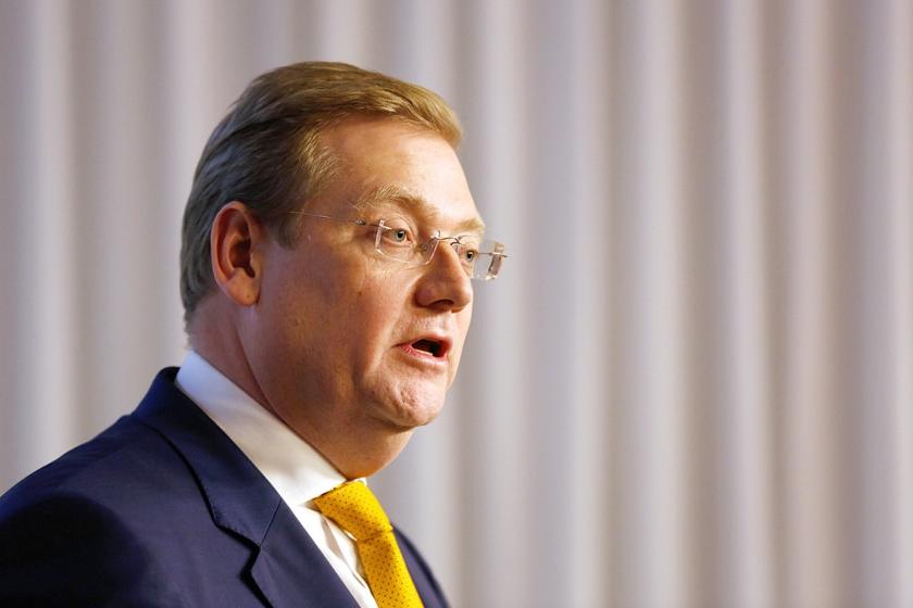 Minister Ard van der Steur  (anp / Bas Czerwinski)