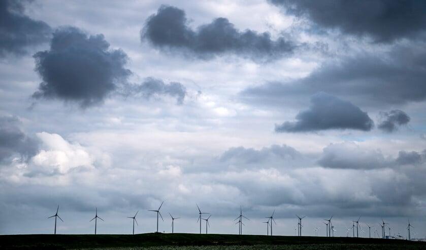 Een variabele bron als windenergie vergt veel meer data voor een goede balans tussen vraag en aanbod.  (anp / Siese Veenstra)