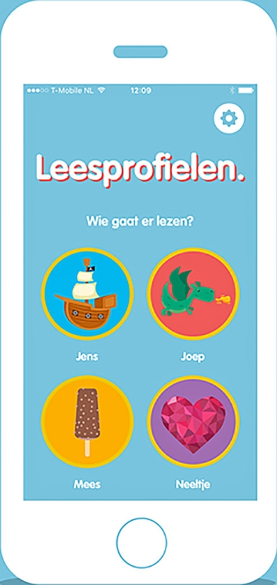 Apps: Booqees en Gifjes   (nd)
