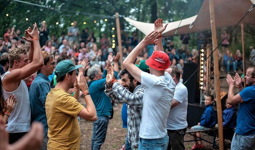 Het Graceland Festival vindt plaats op het glooiende terrein de Paasheuvel in Vierhouten.  (graceland festival)