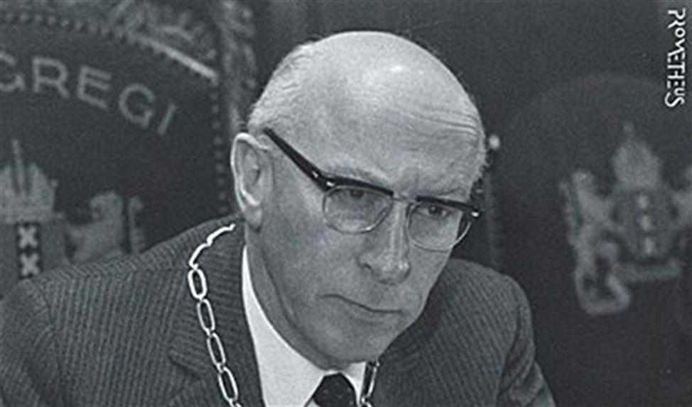 Ivo Samkalden was meer dan alleen maar burgemeester, blijkt uit de biografie die de jurist Martijn van Empel