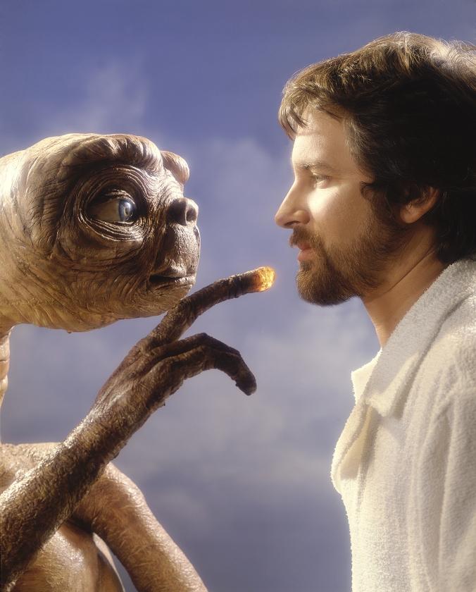 E.T.: Fantasievolle film voor jonge tieners   (getty images)