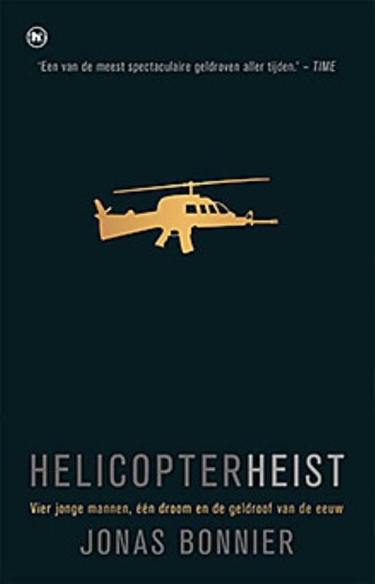 Thriller: Helicopterheist - Jonas Bonnier