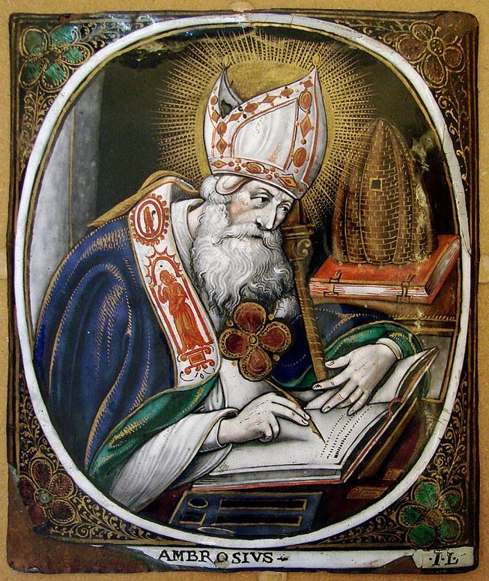 Aurelius Ambrosius   (wikipedia)
