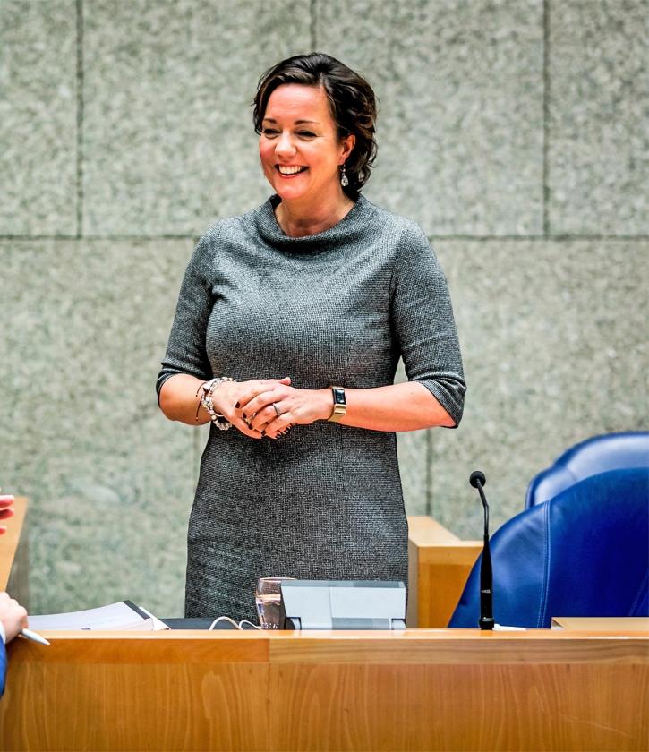Tamara van Ark  (anp / Remko de Waal)