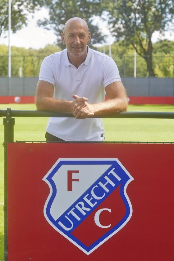 Marcel Mul: 'Ik ben een allemansvriend die gebeld kan worden door iedereen die bij het eerste team betrokken is.'   (Jaco Klamer)