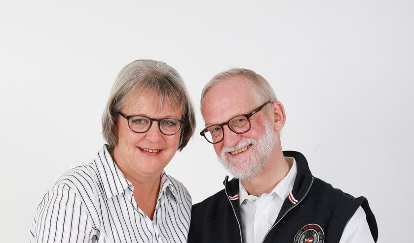 Johan en Aline Weij  (fam. Weij)
