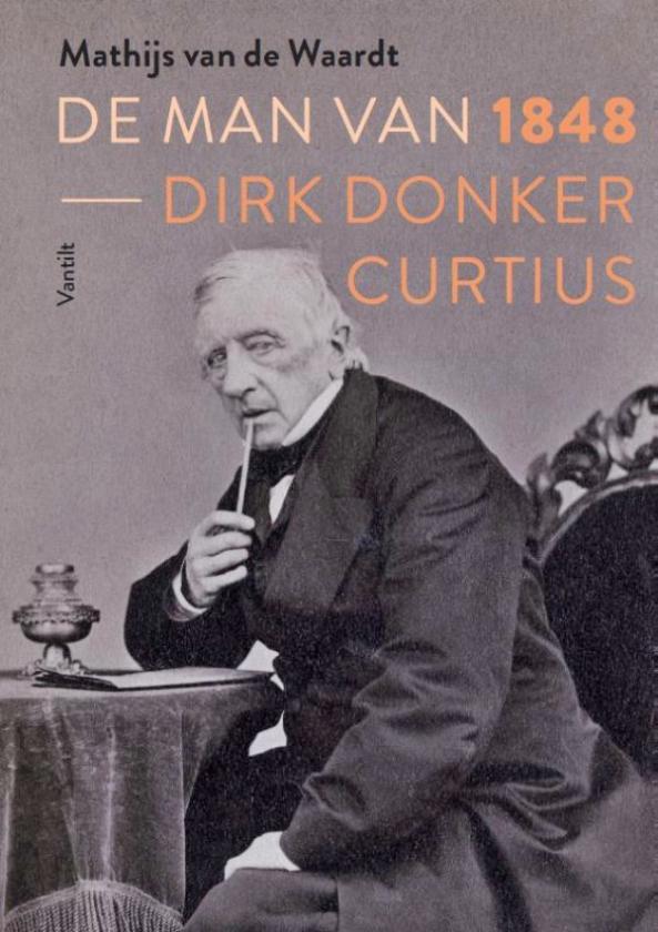 De Grondwet is ook te danken aan de liberale advocaat en politicus Dirk Donker Curtius (1792-1864)