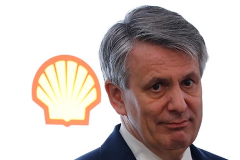 Shell-topman Ben van Beurden  (afp / Tolga Akmen)