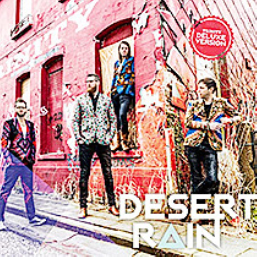 Cd: Trinity, Desert Rain