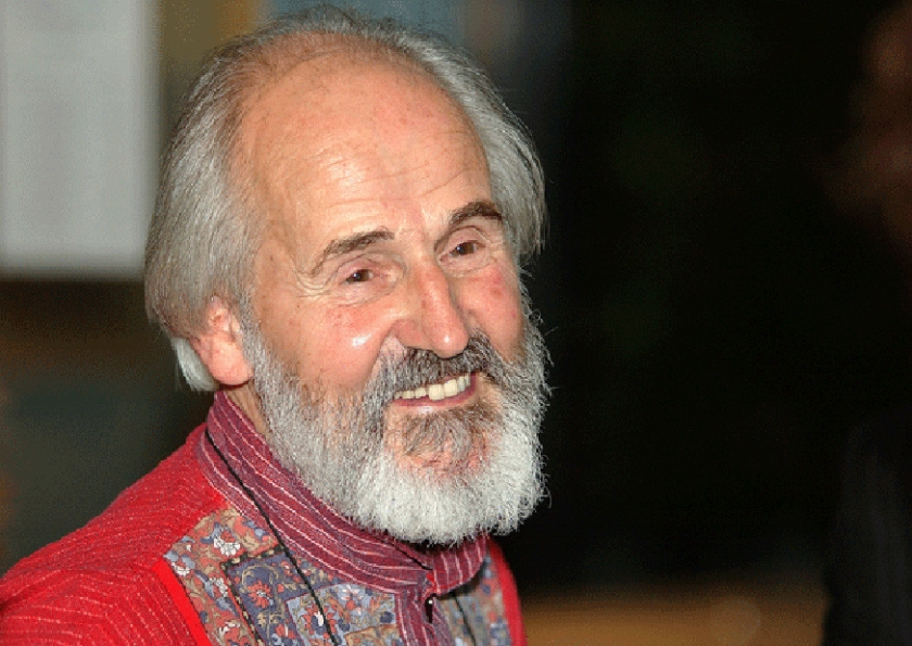 Sjef Hutschemakers (1931-2017).  (stichting Sjef Hutsch)