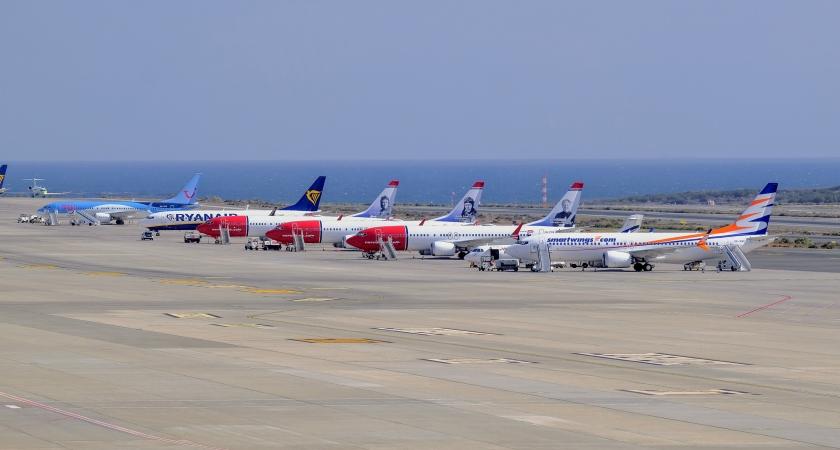 Ook de VS stelden een vliegverbod in voor de Boeing 737 Max 8, nadat zij zich daar drie dagen lang tegen verzetten.  (epa / Angel Medina)
