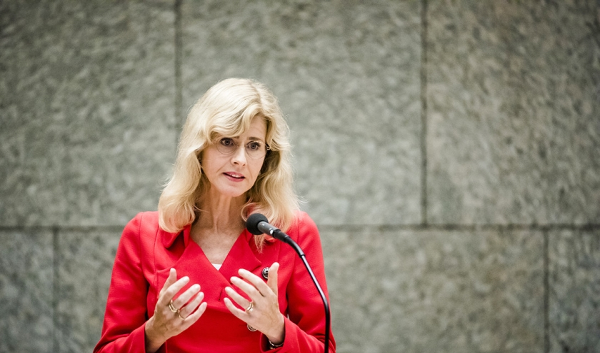 Staatssecretaris Mona Keijzer  (anp)