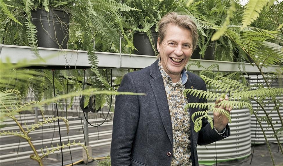 John Bijl, directeur van Vitro Plus.   (Eva Faché)