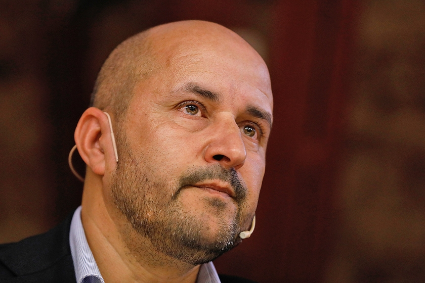 Ahmed Marcouch  (anp)