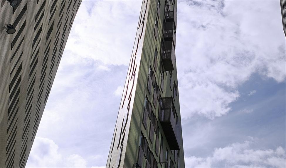 Appartementen op het IJdock in Amsterdam   (istock)