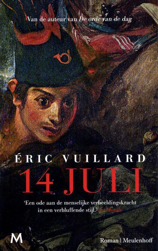 Éric Vuillard schrijft alsof hij door een camera kijkt