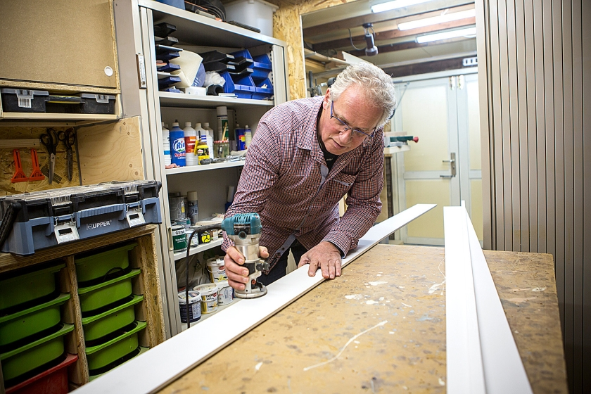Hans Odijk (64): 'Het resultaat van al mijn sollicitaties is nul komma nul.'  (Julius Schrank)