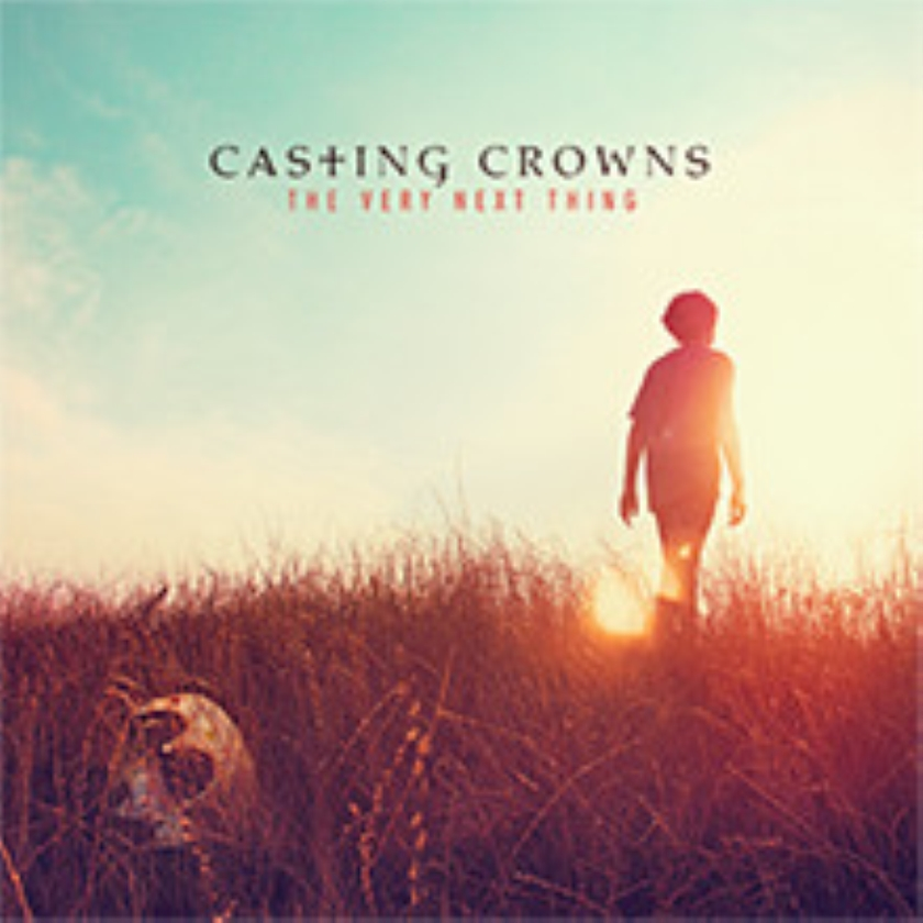 CD: Casting Crowns - The Very Next Thing