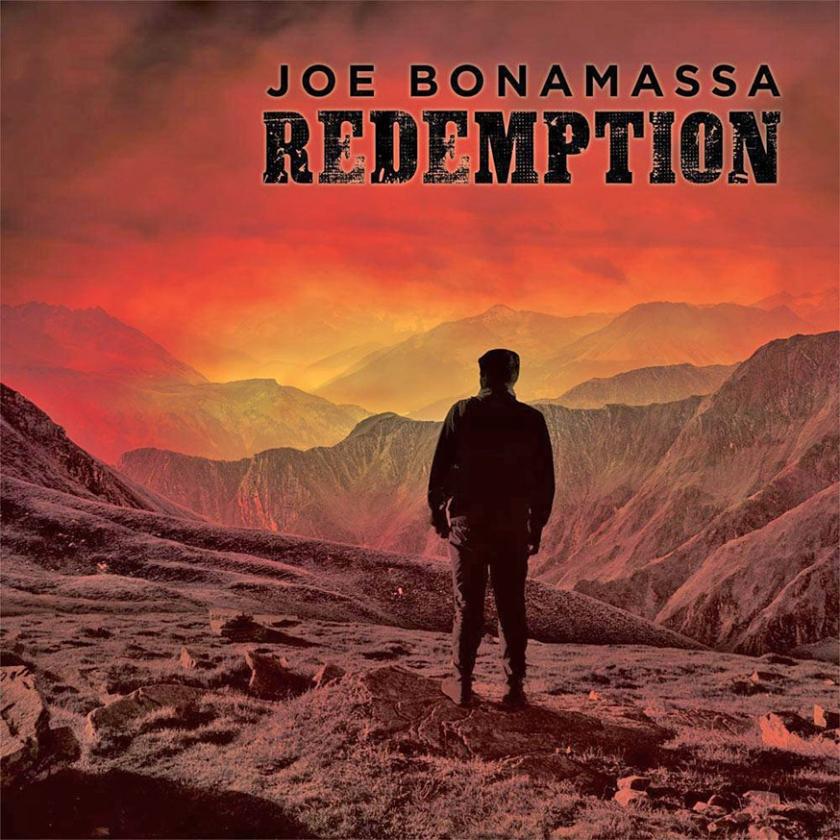 CD: Joe Bonamassa - Redemption
