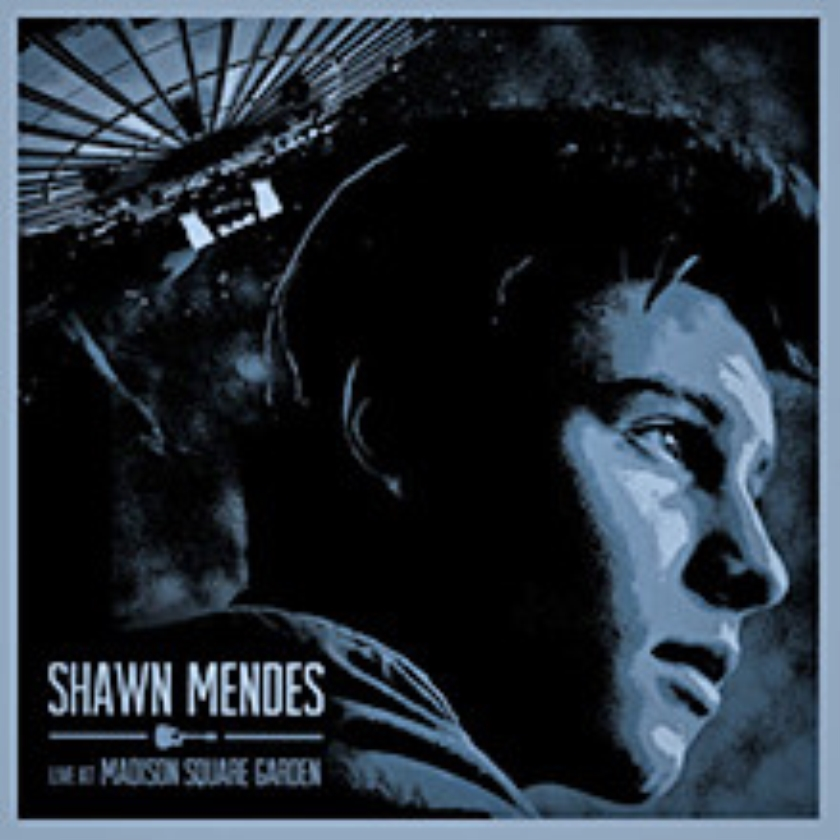 CD: Shawn Mendes - Live at Madison Square Garden
