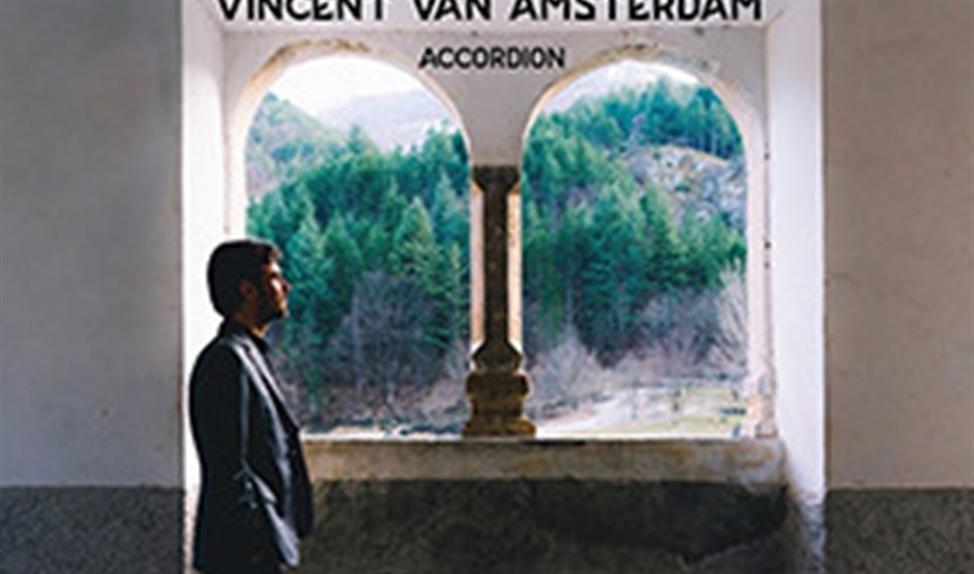 Bach-Goldberg Variaties - Vincent van Amsterdam weet die meesterlijk te vertolken op zijn accordeon