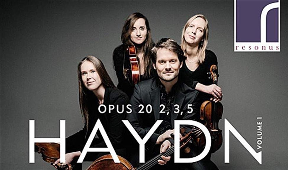 Dudok Quartet toont dat Joseph Haydn in zijn strijkkwartetten tal van emoties laat horen