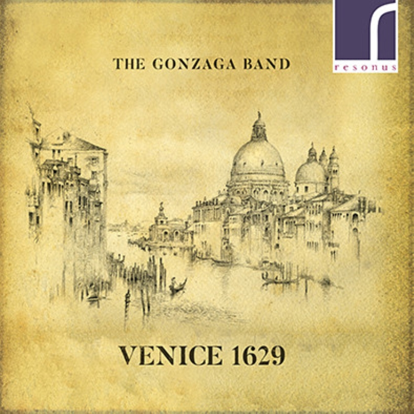 CD: The Gonzaga Band - Venice 1629