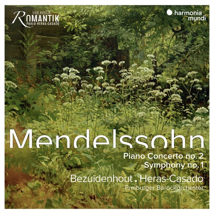 Kristian Bezuidenhout laat veelkleurigheid van Mendelssohns vroege werken horen