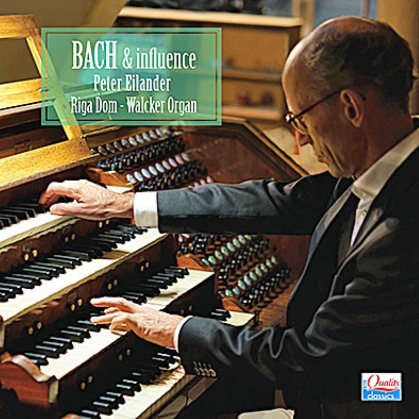 CD: Peter Eilander - Bach & Influence