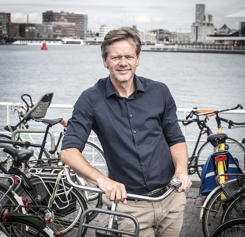 Joël Voordewind: Moeilijk om geduldig te blijven  (Martin Waalboer)