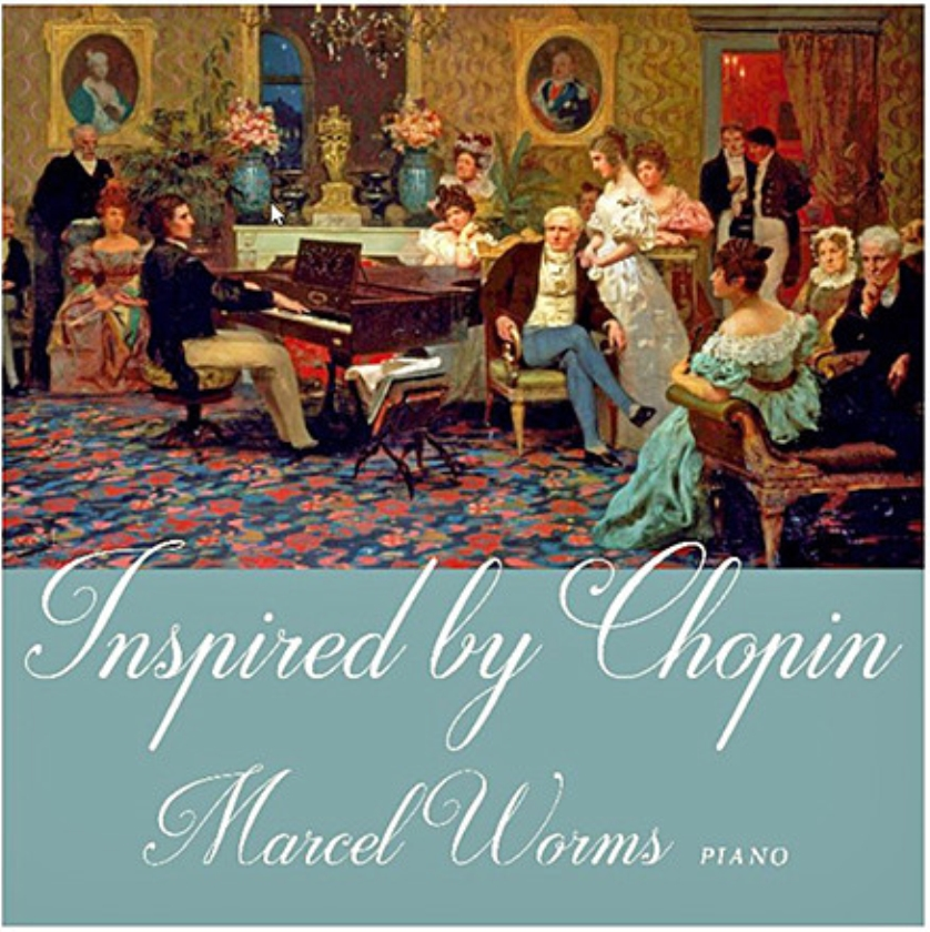 CD: Marcel Worms - Inspired by Chopin