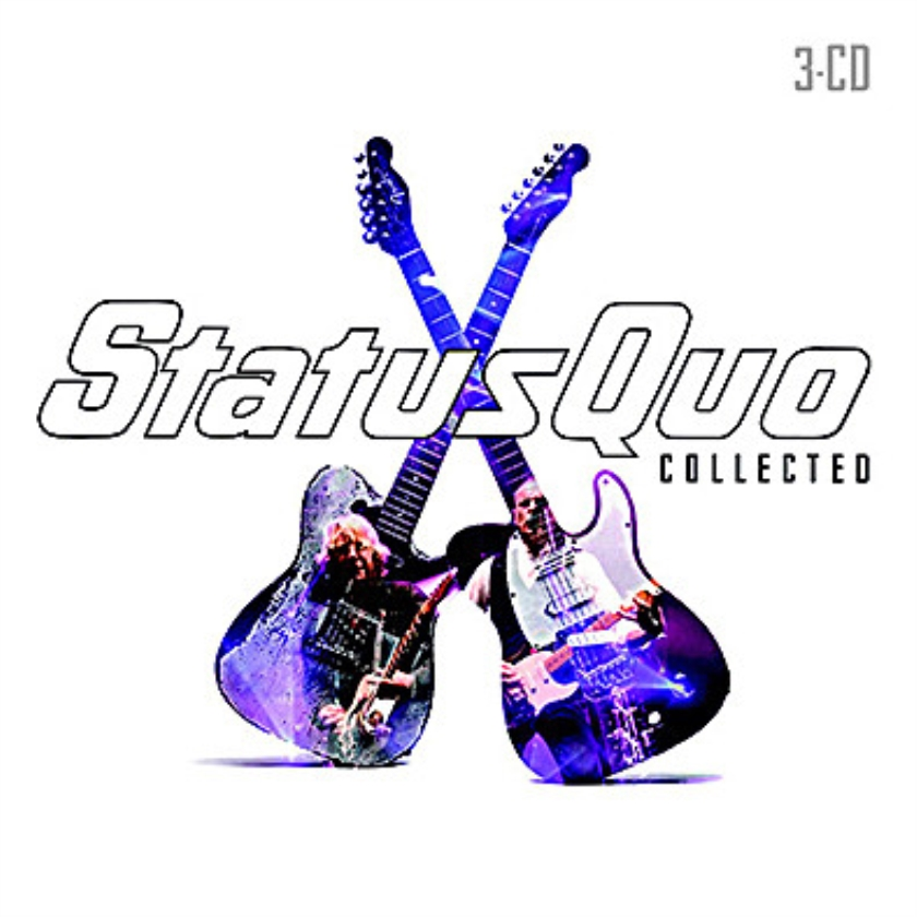CD: Status Quo - Collected
