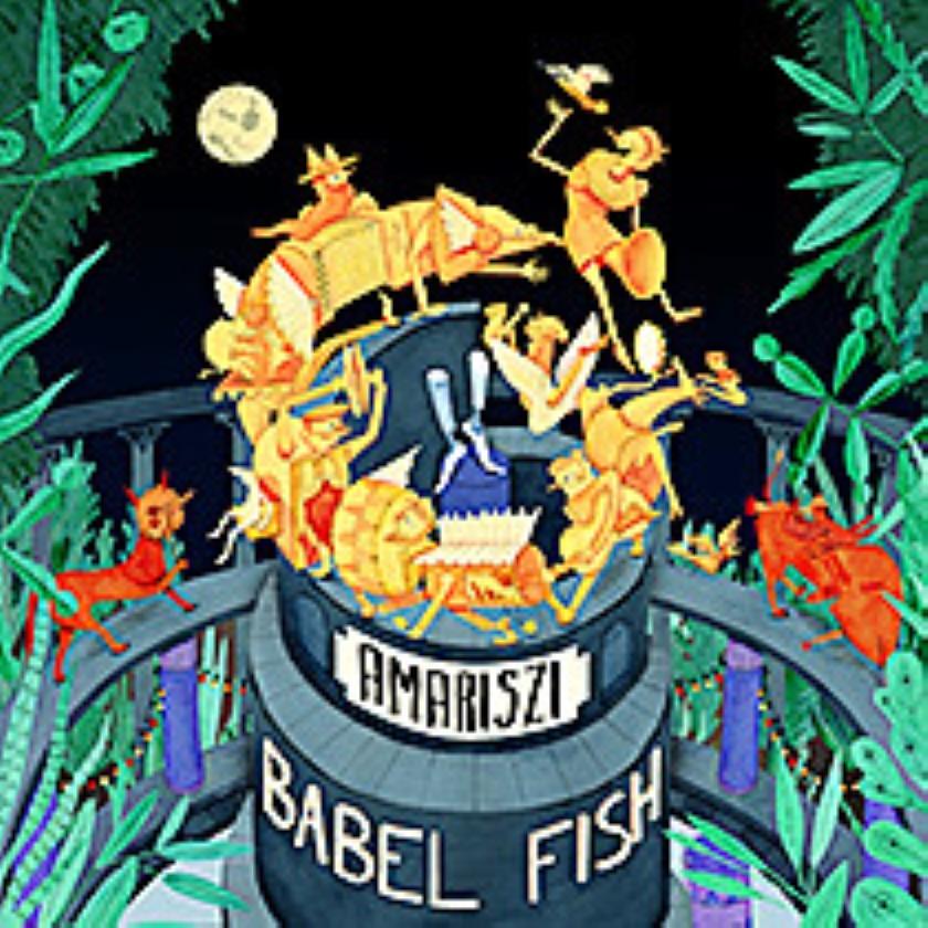 CD: Amariszi - Babel Fish