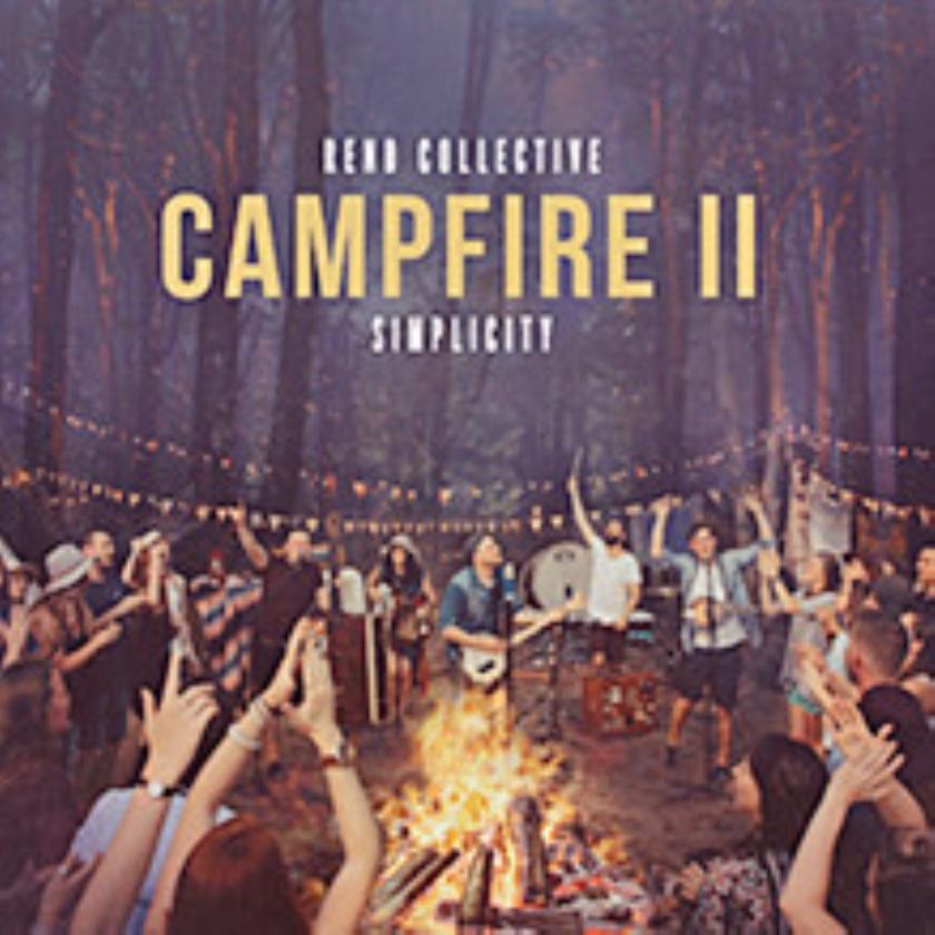 CD: Campfire II: Simplicity - Rend Collective