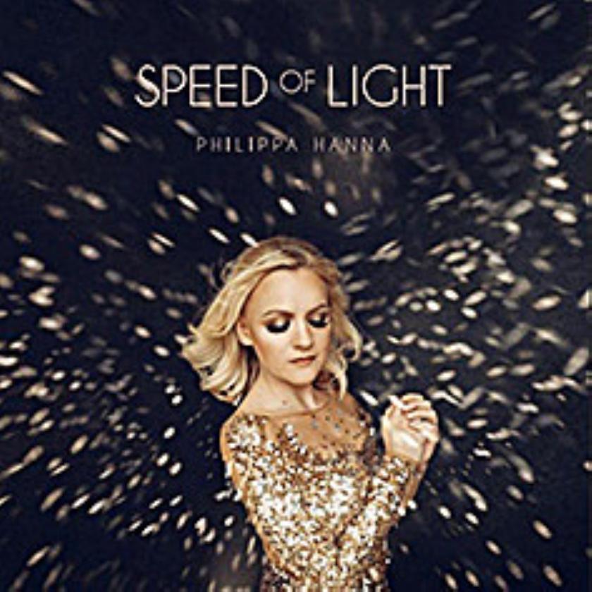 CD: Philippe Hanna-Speed of Light