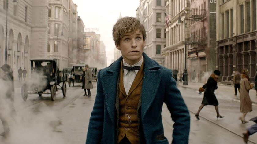 TV-optie: Fantastic Beasts and where to find them